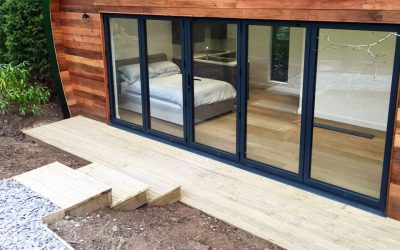 Improve the Value of Your Home with a Garden Room