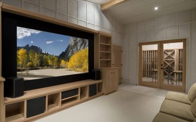 How to Fit a Home Cinema in Your Home
