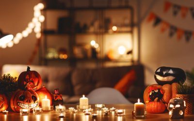 Tips for a Halloween Party in Your Garden Room